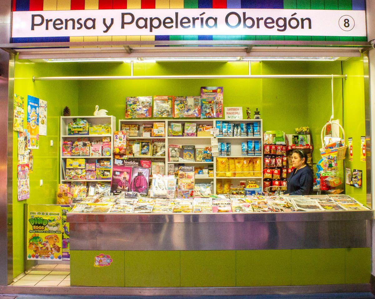 08 Prensa y papelería Obregón