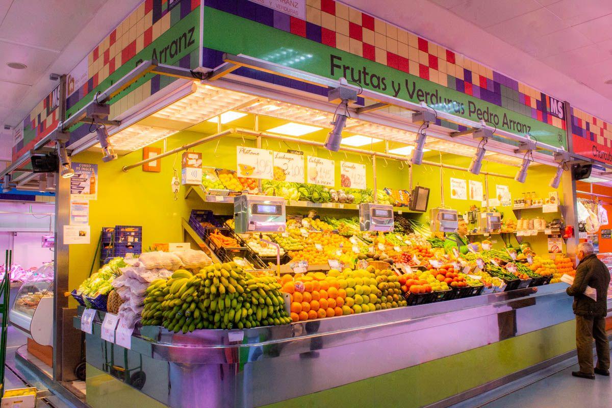 30 Frutas y Verduras Pedro Arranz