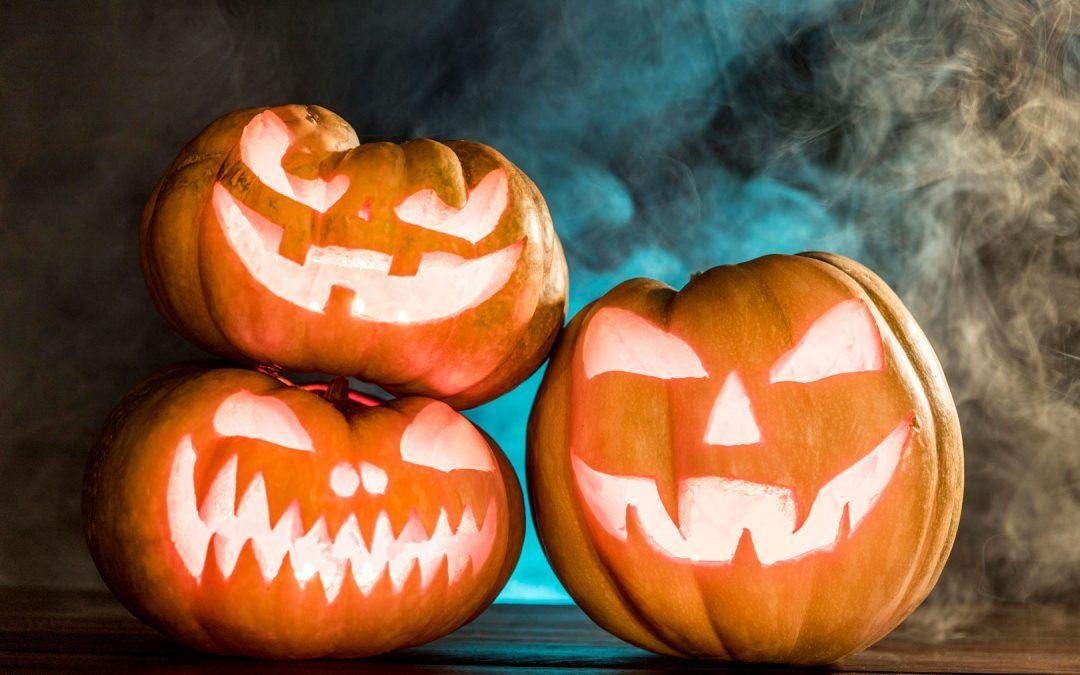 """Taller para niños y padres """"Decora tu calabaza de Halloween"""" con Virginia de Art Catering Spain"""